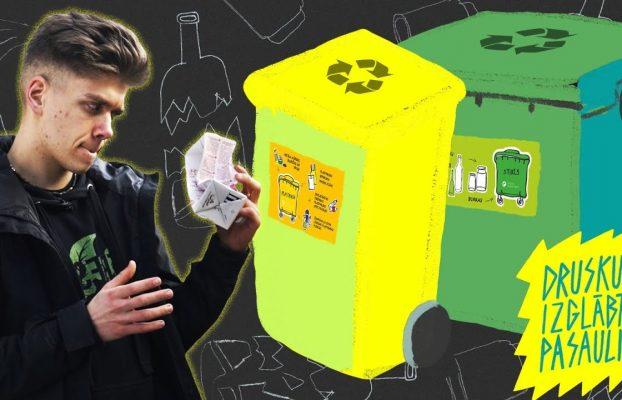 Vai šķirot atkritumus ir bezjēdzīgi?